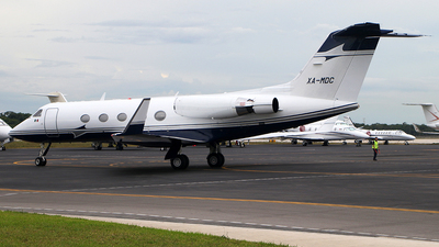 XA-MDC - Gulfstream G-III - Private