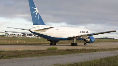 OY-SRO - Boeing 767-25E(SF) - Star Air