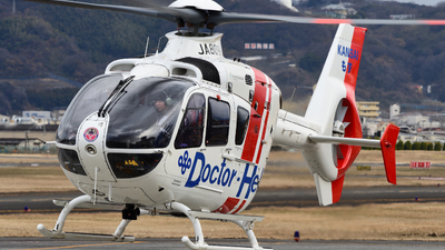 A picture of JA809H - Airbus Helicopters H135 - [0543] - © Atsushi Konno