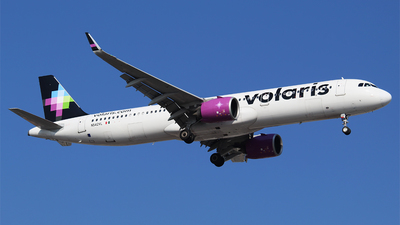 A picture of N542VL - Airbus A321271N - Volaris - © Alejandro Aceves