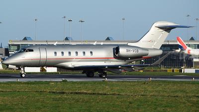 9H-VCB - Bombardier BD-100-1A10 Challenger 350 - VistaJet