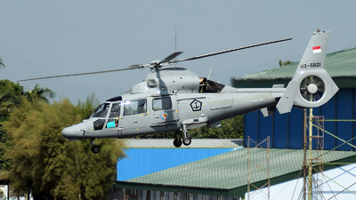HX-5601 - Eurocopter AS-565MBe Panther  - Indonesia - Naval Air Arm