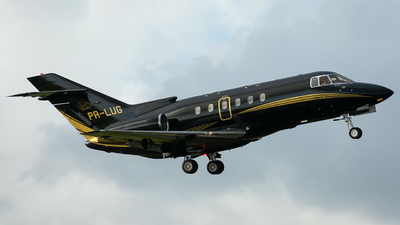 PR-LUG - Raytheon Hawker 800XP - Private