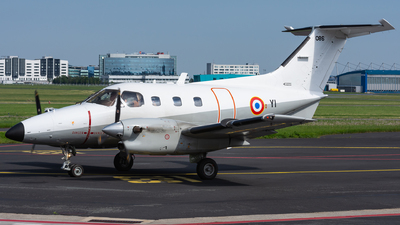 086 - Embraer EMB-121AA Xingú - France - Air Force