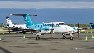 N862UP - Beechcraft B300 King Air 350 - Wheels Up