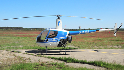 D-HJTS - Robinson R22 Beta - Osis Helicopters