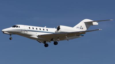 A picture of PTWUM - Cessna 750 Citation X - [7500092] - © Gabriel Wallace