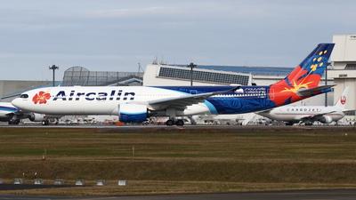 A picture of FONET - Airbus A330941 - Aircalin - © Yoshiharu Ozaki