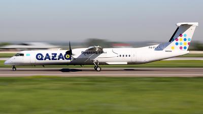 A picture of P4FLY - De Havilland Canada Dash 8400 - [4595] - © Vyacheslav Firsov