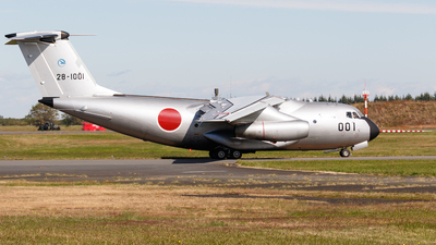 28-1001 - Kawasaki C-1 FTB - Japan - Air Self Defence Force (JASDF)