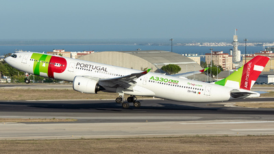 CS-TUB - Airbus A330-941 - TAP Air Portugal
