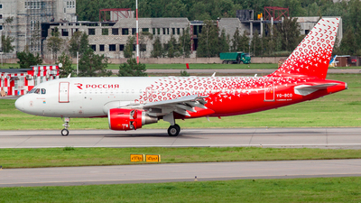 VQ-BCO - Airbus A319-111 - Rossiya Airlines
