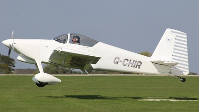 G-CHIR - Vans RV-7 - Private