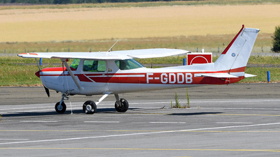 F-GDDB - Reims-Cessna F152 - Private