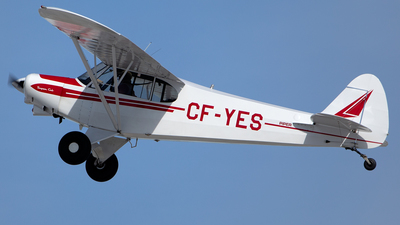 CF-YES - Piper PA-18-150 Super Cub - Private