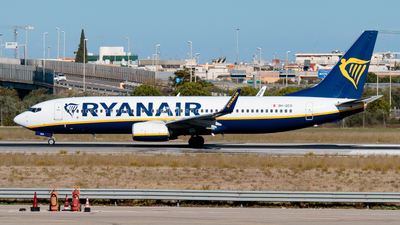 9H-QCO - Boeing 737-8AS - Ryanair (Malta Air)