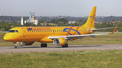A picture of SPLNO - Embraer E195LR - LOT - © Bartosz Bujak