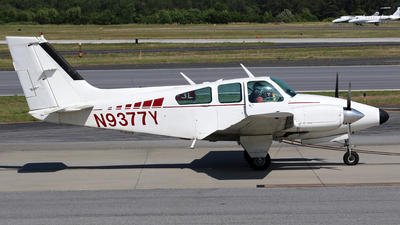 N9377Y - Beechcraft 95-A55 Baron - Private