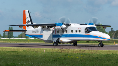 D-CFFU - Dornier Do-228-212 - Germany - DLR Flugbetriebe