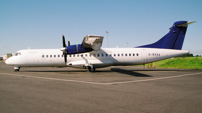 G-BXXA - ATR 72-202 - Untitled