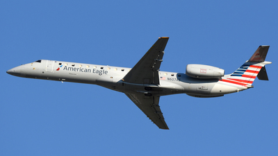 N607AE - Embraer ERJ-145LR - American Eagle (Trans States Airlines)