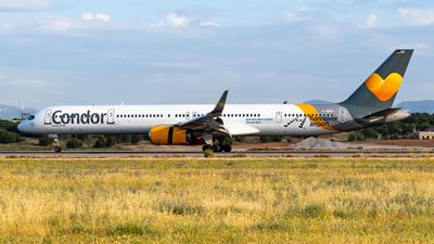 D-ABOC - Boeing 757-330 - Condor