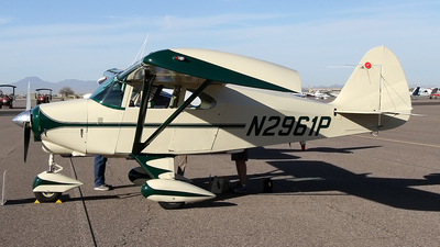 N2961P - Piper PA-22-150 Tri-Pacer - Private