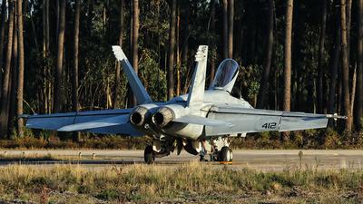 166840 - Boeing F/A-18E Super Hornet - United States - US Navy (USN)