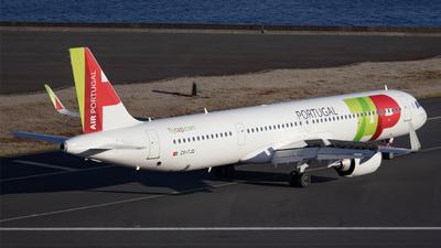 CS-TJQ - Airbus A321-251NX - TAP Air Portugal