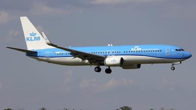 PH-BXC - Boeing 737-8K2 - KLM Royal Dutch Airlines
