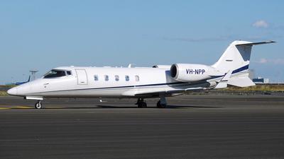 VH-NPP - Bombardier Learjet 60 - Private