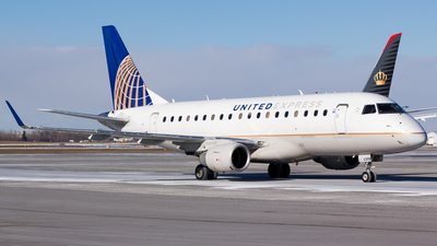 N638RW - Embraer 170-100SE - United Express (Republic Airlines)