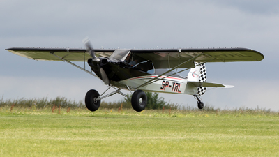 SP-YRL - Cub Crafters CarbonCub EX - Private