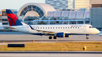 N617CZ - Embraer 170-200LR - Delta Connection (Compass Airlines)