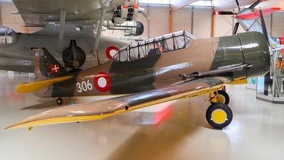 31-306 - Noorduyn Harvard II - Denmark - Air Force