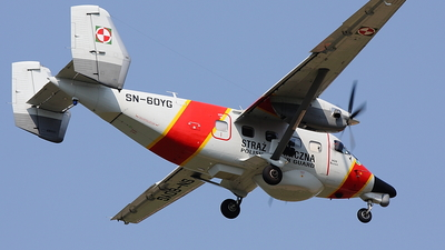 SN-60YG - PZL-Mielec M-28 Skytruck - Poland - Border Guard
