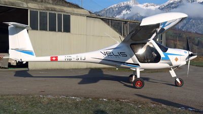 HB-SYJ - Pipistrel Velis Electro - Private
