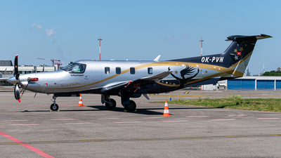 OK-PVN - Pilatus PC-12 NGX - Private