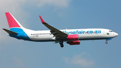 ZS-JRE - Boeing 737-4Y0 - FlySafair