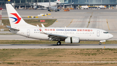 A picture of B5231 - Boeing 73779P - China Eastern Airlines - © NSZJCuSO4