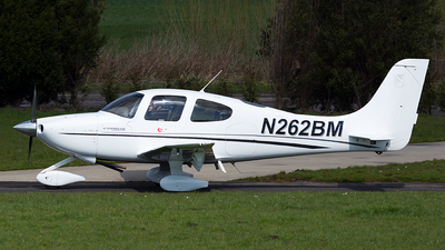 N262BM - Cirrus SR20 - Private