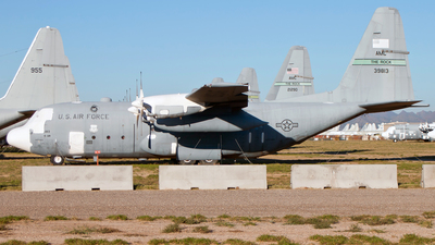 63-9813 - Lockheed C-130E Hercules - United States - US Air Force (USAF)