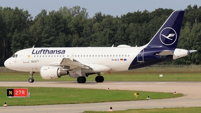 A picture of DAILE - Airbus A319114 - Lufthansa - © Christian Winkel