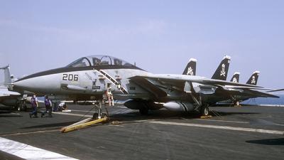 161427 - Grumman F-14B Tomcat - United States - US Navy (USN)
