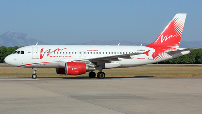 VP-BDY - Airbus A319-111 - Vim Airlines
