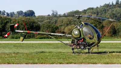 D-HSPU - Schweizer 269C - S.P. Luftbild