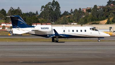 N65HU - Bombardier Learjet 60 - Jet Access Aviation