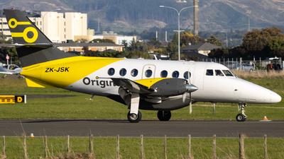 ZK-JSK - British Aerospace Jetstream 32EP - Originair