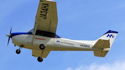 A picture of JA34HA - Cessna 172S Skyhawk SP - [172S11017] - © ERIC-CHEN