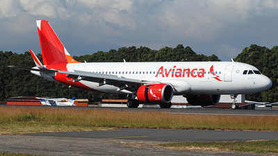 N788AV - Airbus A320-251N - Avianca Central America